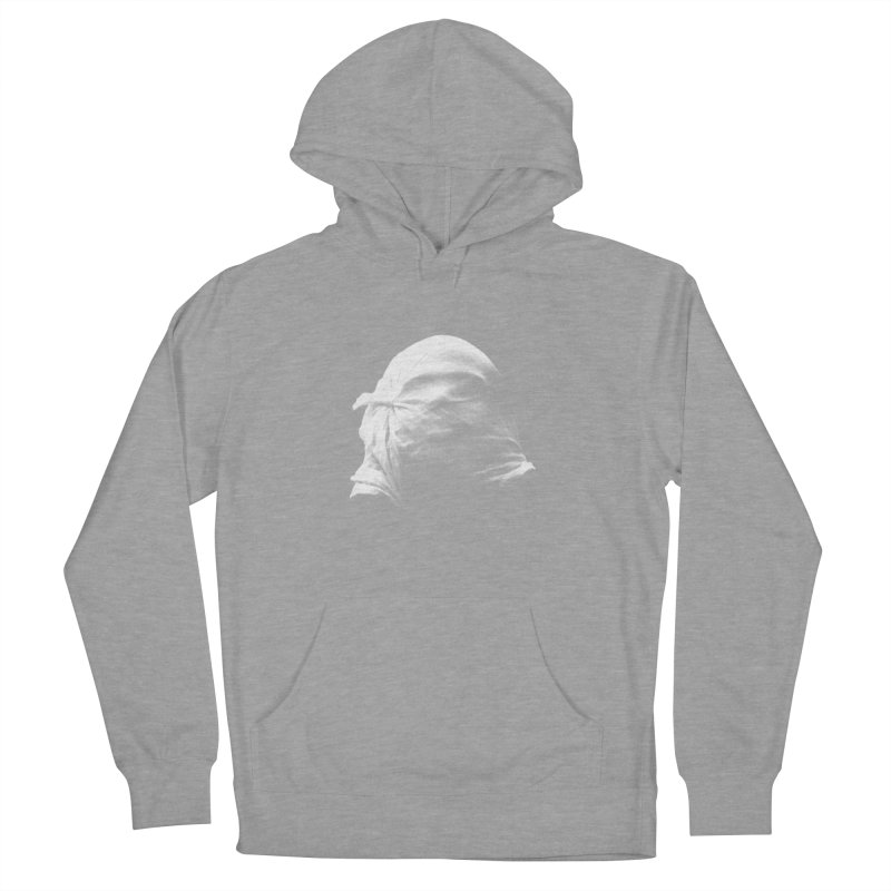 Villager  Women's French Terry Pullover Hoody by Torn Space Theater Merch