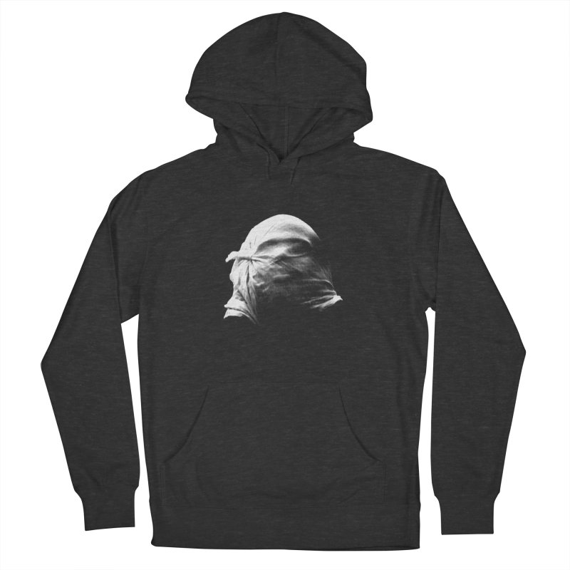 Villager  Men's French Terry Pullover Hoody by Torn Space Theater Merch