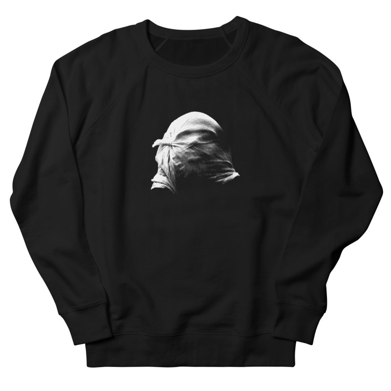 Villager  Women's French Terry Sweatshirt by Torn Space Theater's Artist Shop