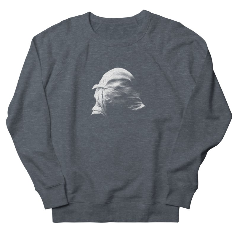 Villager  Men's French Terry Sweatshirt by Torn Space Theater's Artist Shop