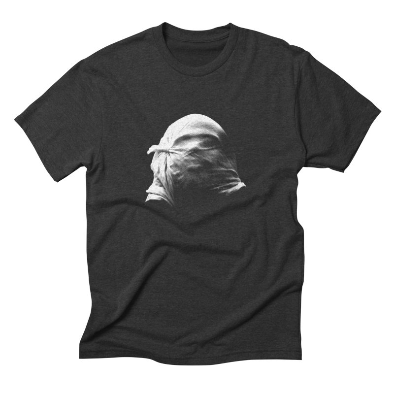Villager  in Men's Triblend T-shirt Heather Onyx by Torn Space Theater's Artist Shop