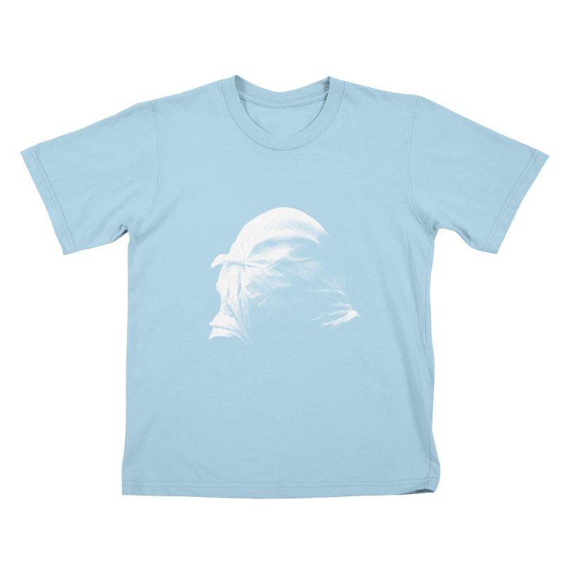 Villager  Kids T-Shirt by Torn Space Theater's Artist Shop