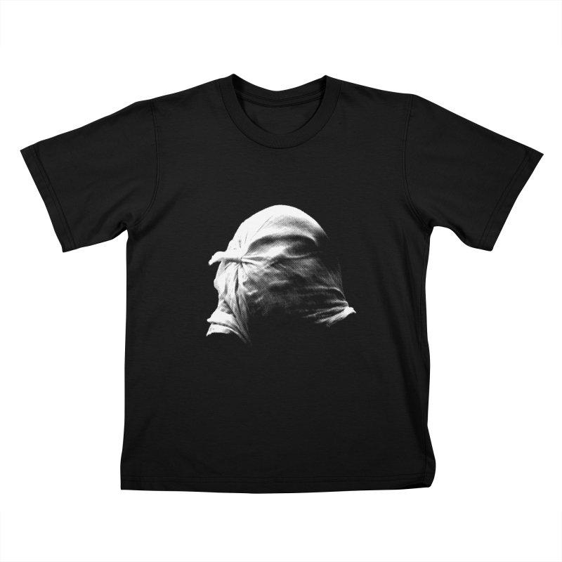 Villager  Kids T-Shirt by Torn Space Theater Merch