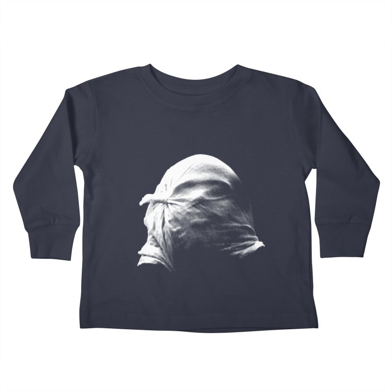 Villager  Kids Toddler Longsleeve T-Shirt by Torn Space Theater's Artist Shop