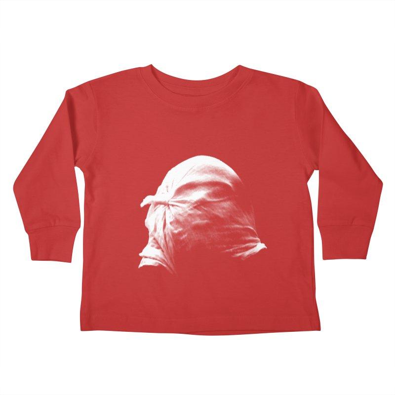 Villager  Kids Toddler Longsleeve T-Shirt by Torn Space Theater's Artist Shop