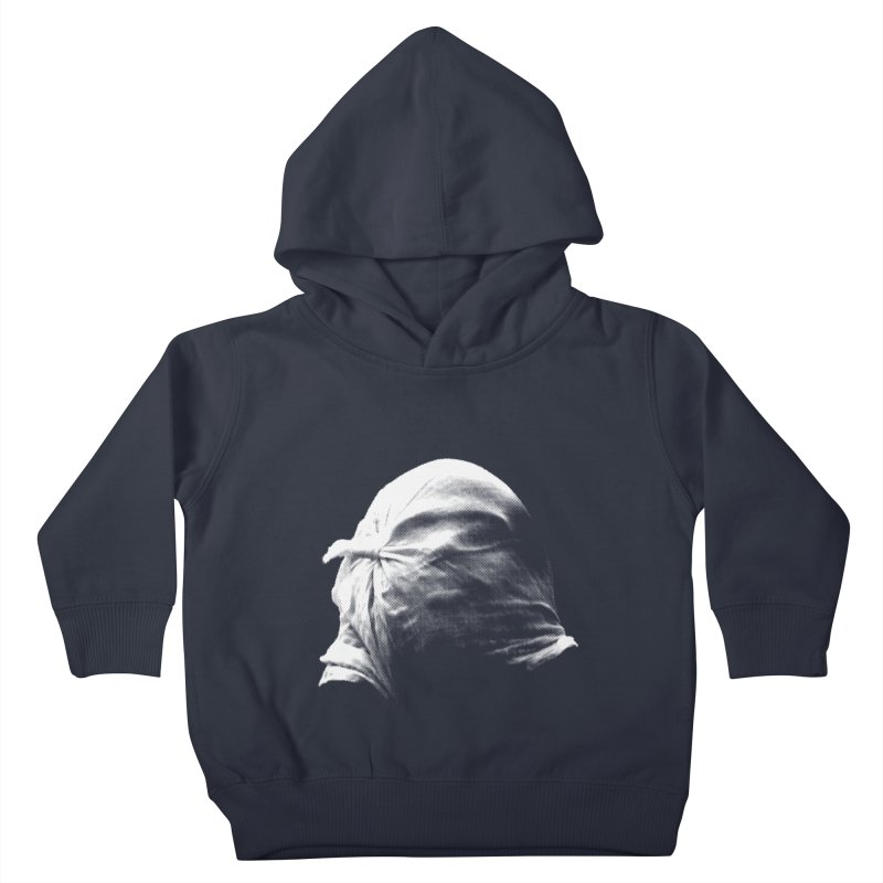 Villager  Kids Toddler Pullover Hoody by Torn Space Theater's Artist Shop
