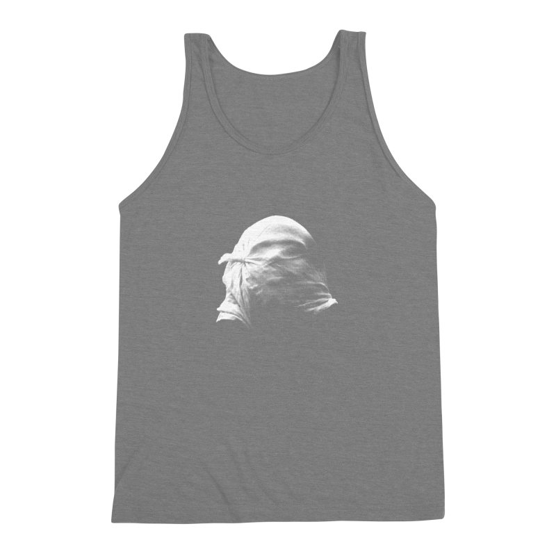 Villager  Men's Triblend Tank by Torn Space Theater's Artist Shop