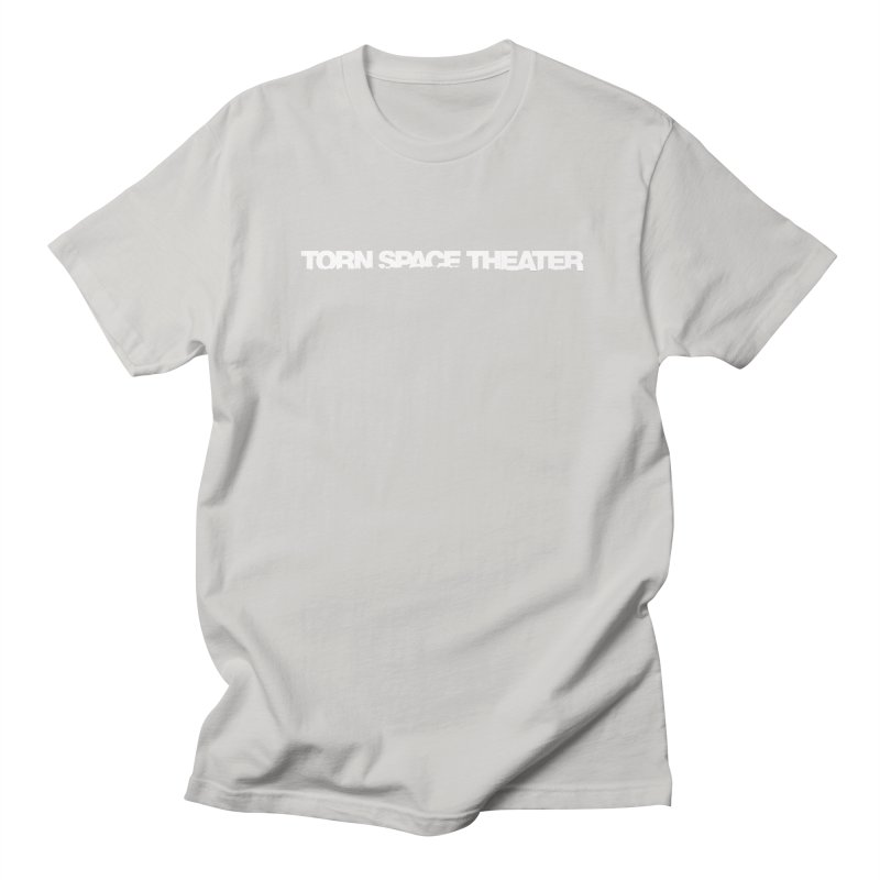 Torn Space Original Logo Men's T-shirt by Torn Space Theater's Artist Shop