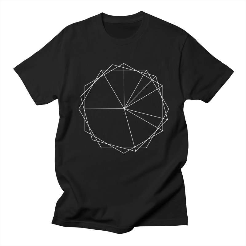 Maypole Symbol I in Men's Regular T-Shirt Black by Torn Space Theater Merch