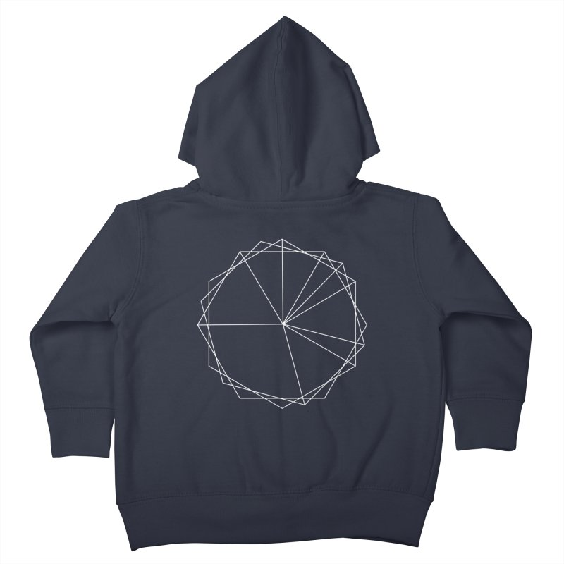 Maypole Symbol I Kids Toddler Zip-Up Hoody by Torn Space Theater's Artist Shop