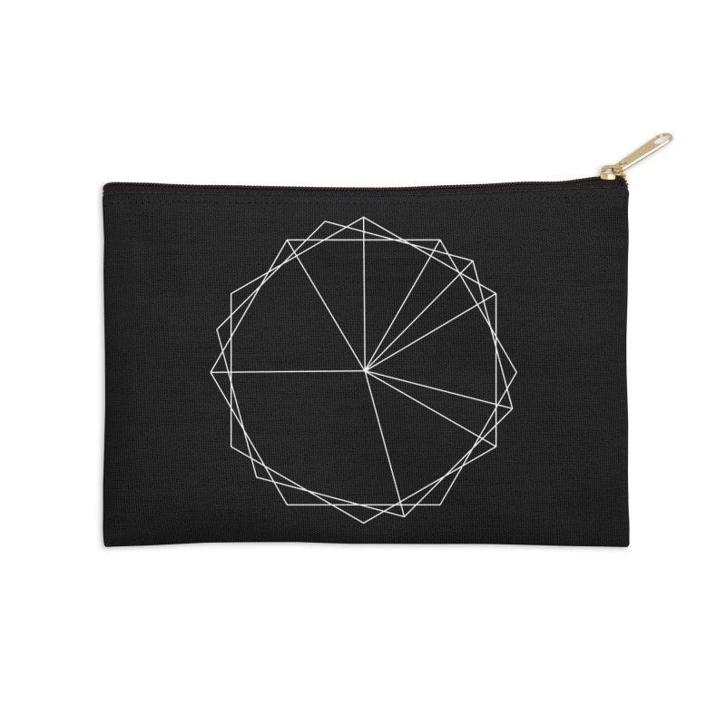 Maypole Symbol I Accessories Zip Pouch by Torn Space Theater's Artist Shop