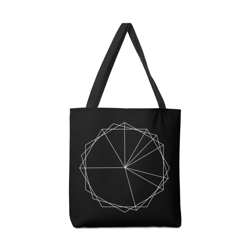 Maypole Symbol I Accessories Bag by Torn Space Theater's Artist Shop