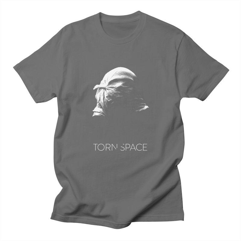 Villager (w/ logo) Men's T-Shirt by Torn Space Theater Merch
