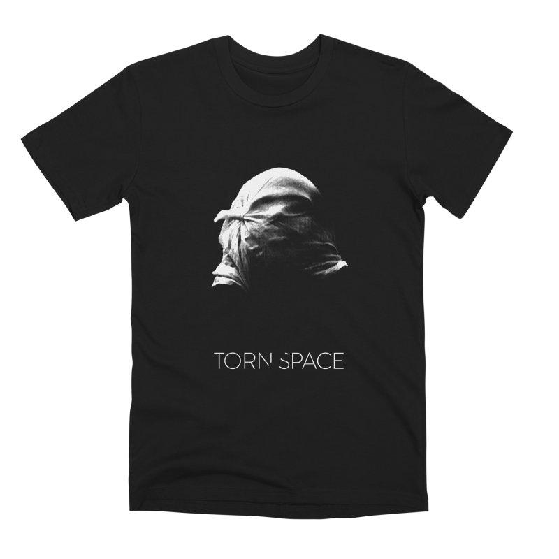Villager (w/ logo) Men's Premium T-Shirt by Torn Space Theater Merch