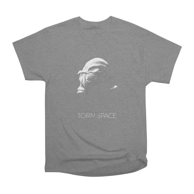 Villager (w/ logo) Men's Heavyweight T-Shirt by Torn Space Theater Merch