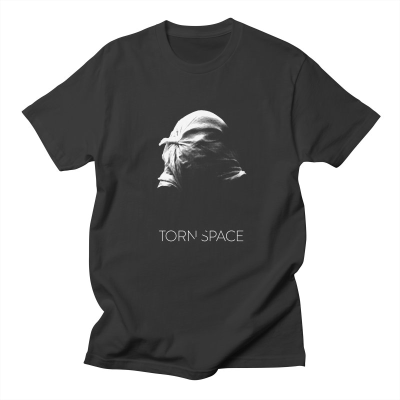 Villager (w/ logo) Men's Regular T-Shirt by Torn Space Theater Merch