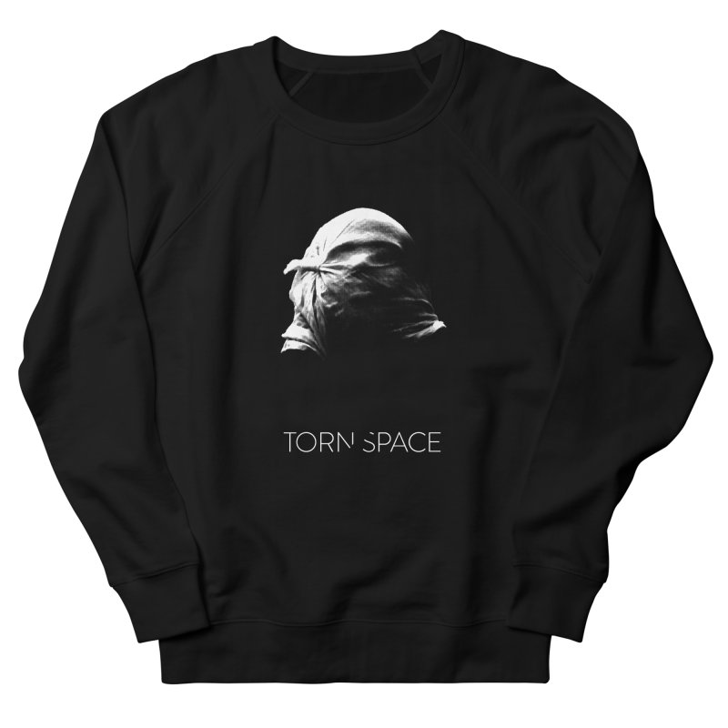 Villager (w/ logo) Men's French Terry Sweatshirt by Torn Space Theater Merch