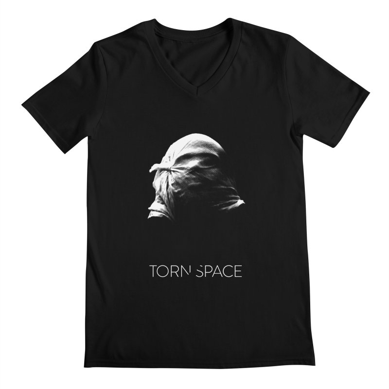 Villager (w/ logo) Men's V-Neck by Torn Space Theater Merch