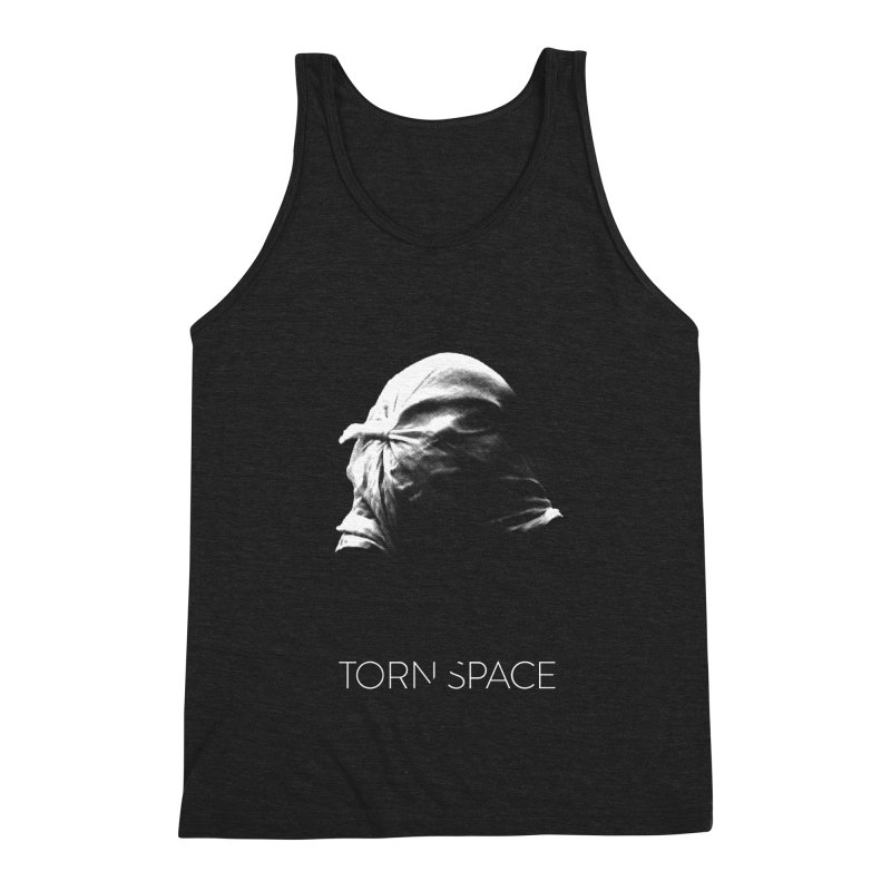 Villager (w/ logo) Men's Triblend Tank by Torn Space Theater Merch