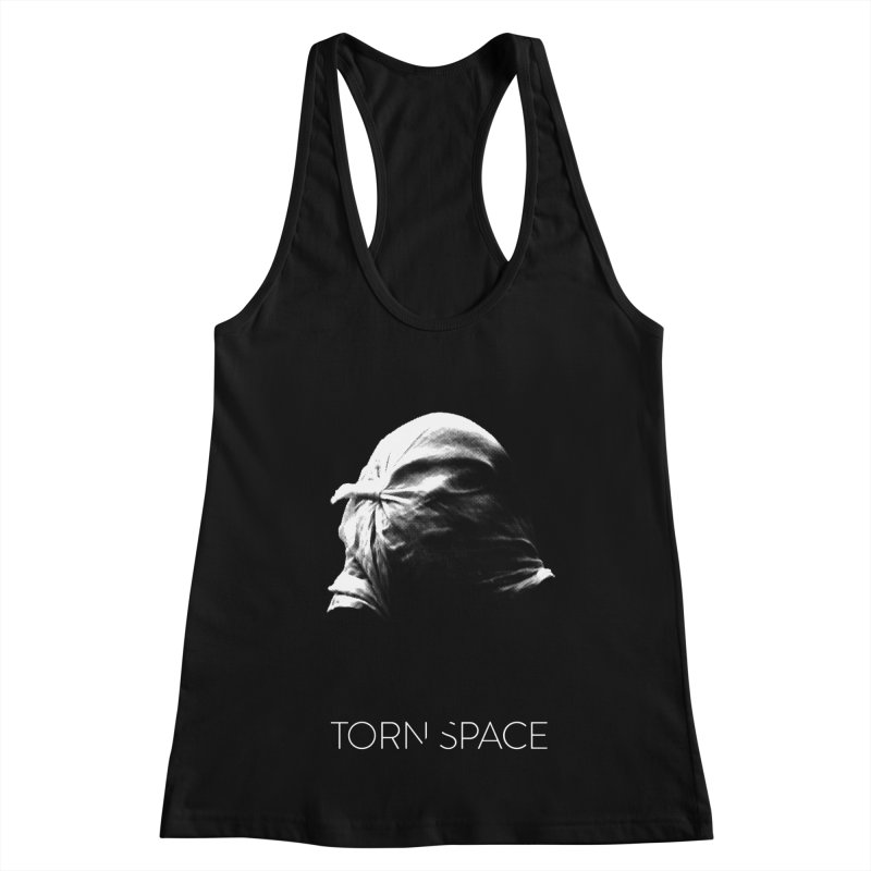 Villager (w/ logo) Women's Racerback Tank by Torn Space Theater Merch