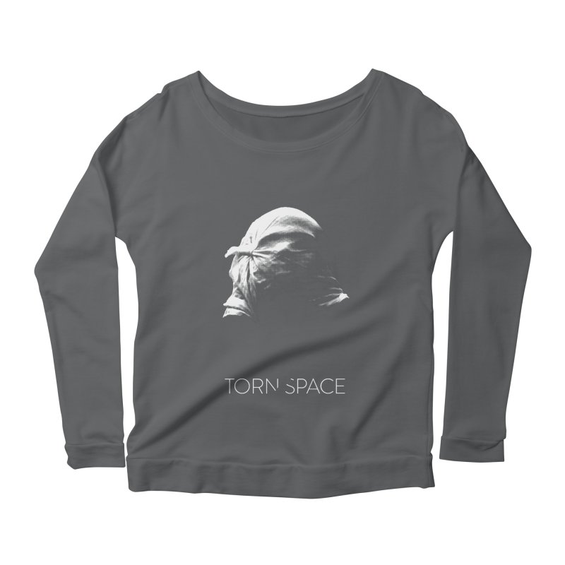 Villager (w/ logo) Women's Scoop Neck Longsleeve T-Shirt by Torn Space Theater Merch