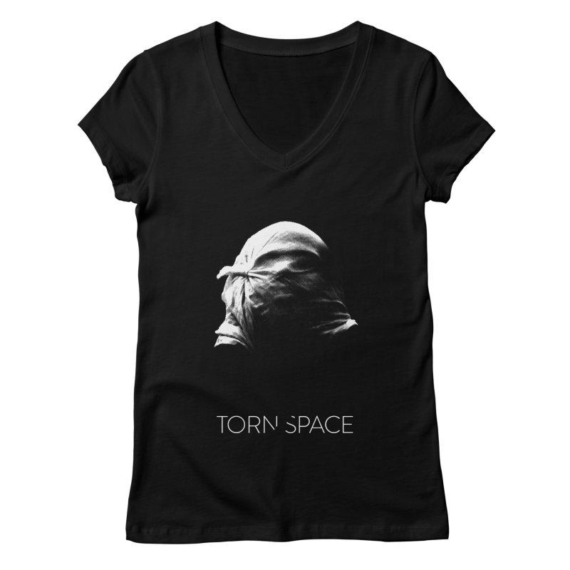 Villager (w/ logo) Women's Regular V-Neck by Torn Space Theater Merch