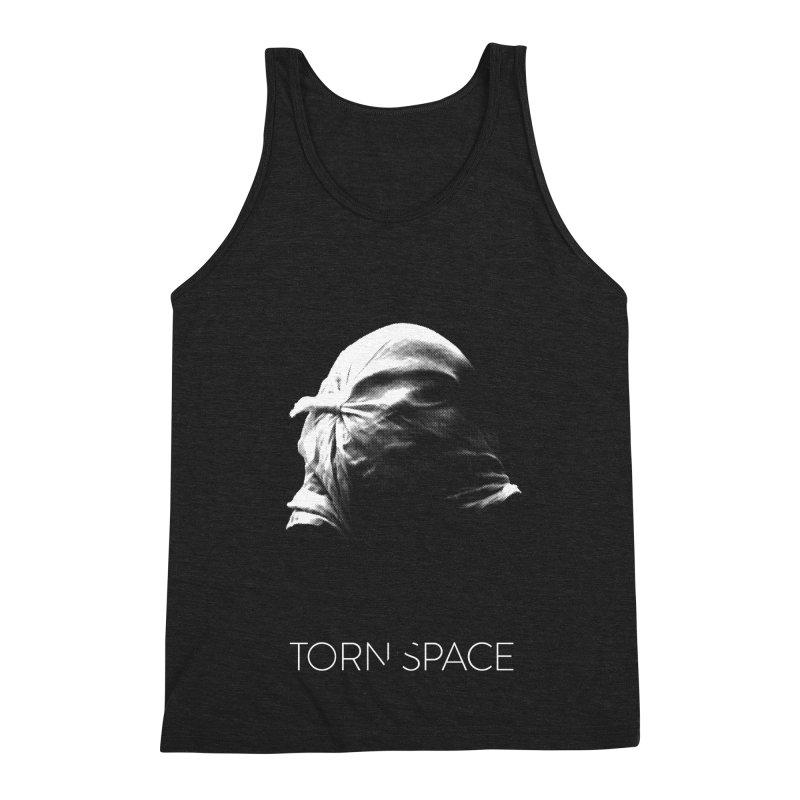 Villager (w/ logo) Men's Triblend Tank by Torn Space Theater Merch