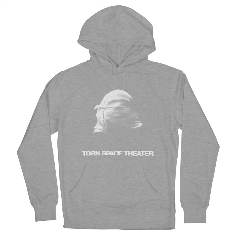 Villager (w/ logo) Women's Pullover Hoody by Torn Space Theater's Artist Shop