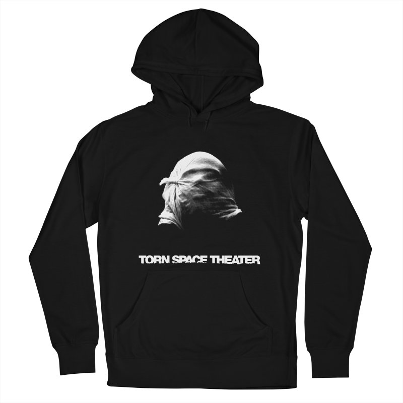 Villager (w/ logo) Women's French Terry Pullover Hoody by Torn Space Theater's Artist Shop