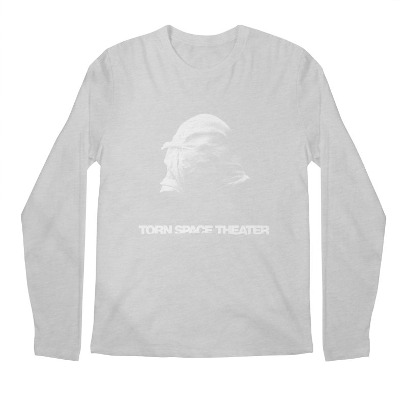 Villager (w/ logo) Men's Longsleeve T-Shirt by Torn Space Theater's Artist Shop