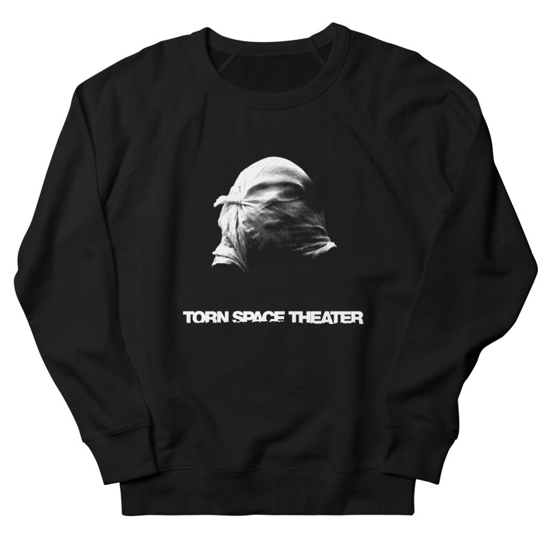 Villager (w/ logo) Men's Sweatshirt by Torn Space Theater's Artist Shop