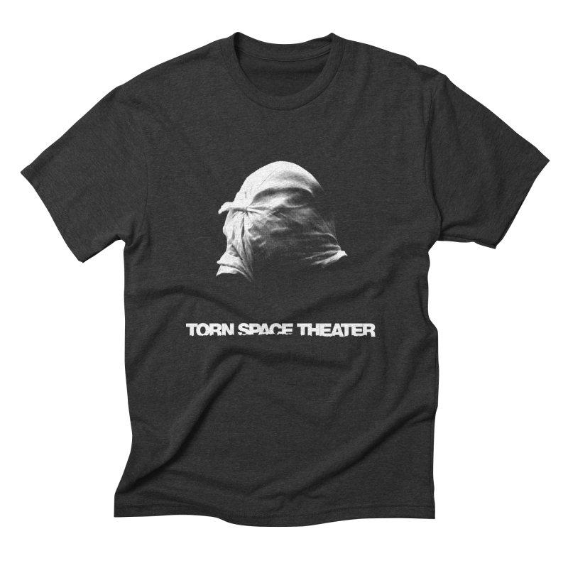 Villager (w/ logo) Men's Triblend T-shirt by Torn Space Theater's Artist Shop