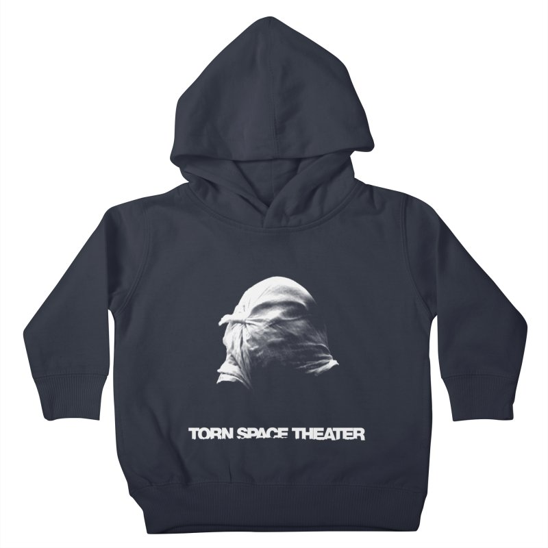 Villager (w/ logo) Kids Toddler Pullover Hoody by Torn Space Theater's Artist Shop