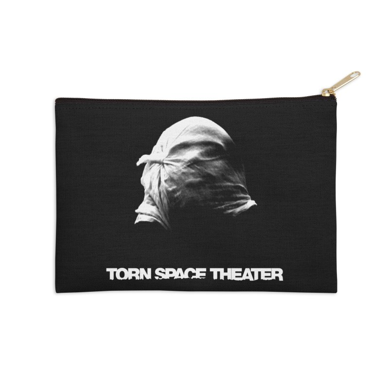 Villager (w/ logo) Accessories Zip Pouch by Torn Space Theater's Artist Shop