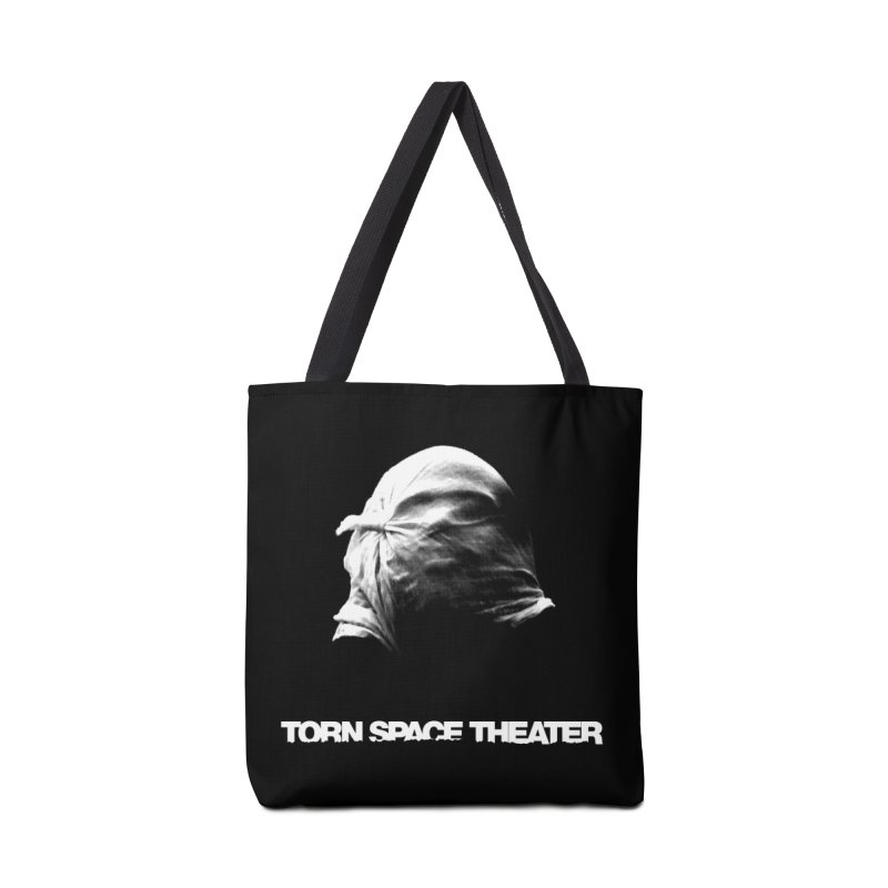 Villager (w/ logo) Accessories Bag by Torn Space Theater's Artist Shop