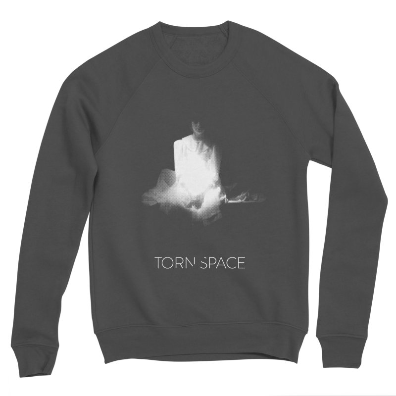 Child Architect Men's Sponge Fleece Sweatshirt by Torn Space Theater Merch