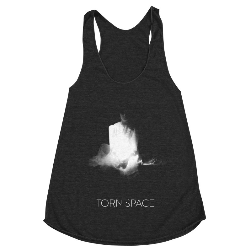 Child Architect Women's Racerback Triblend Tank by Torn Space Theater Merch