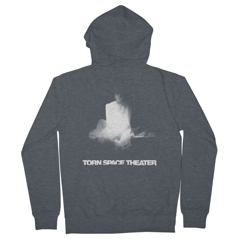 Child Architect Women's French Terry Zip-Up Hoody by Torn Space Theater's Artist Shop