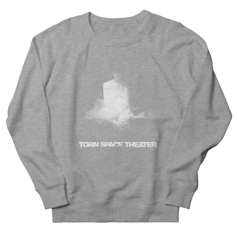 Child Architect Men's French Terry Sweatshirt by Torn Space Theater's Artist Shop