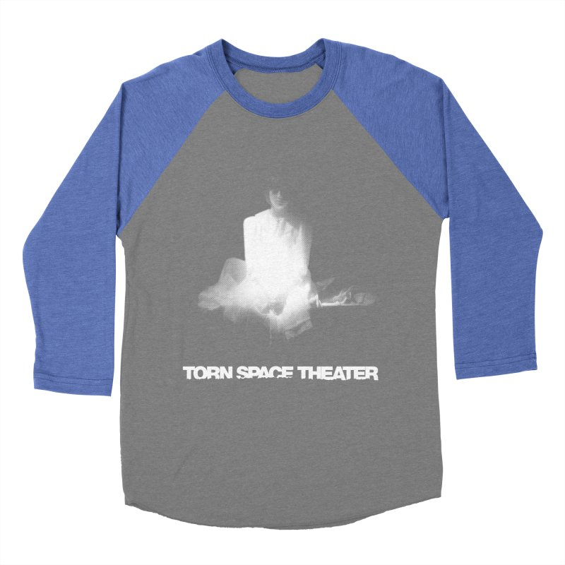 Child Architect Men's Baseball Triblend Longsleeve T-Shirt by Torn Space Theater's Artist Shop