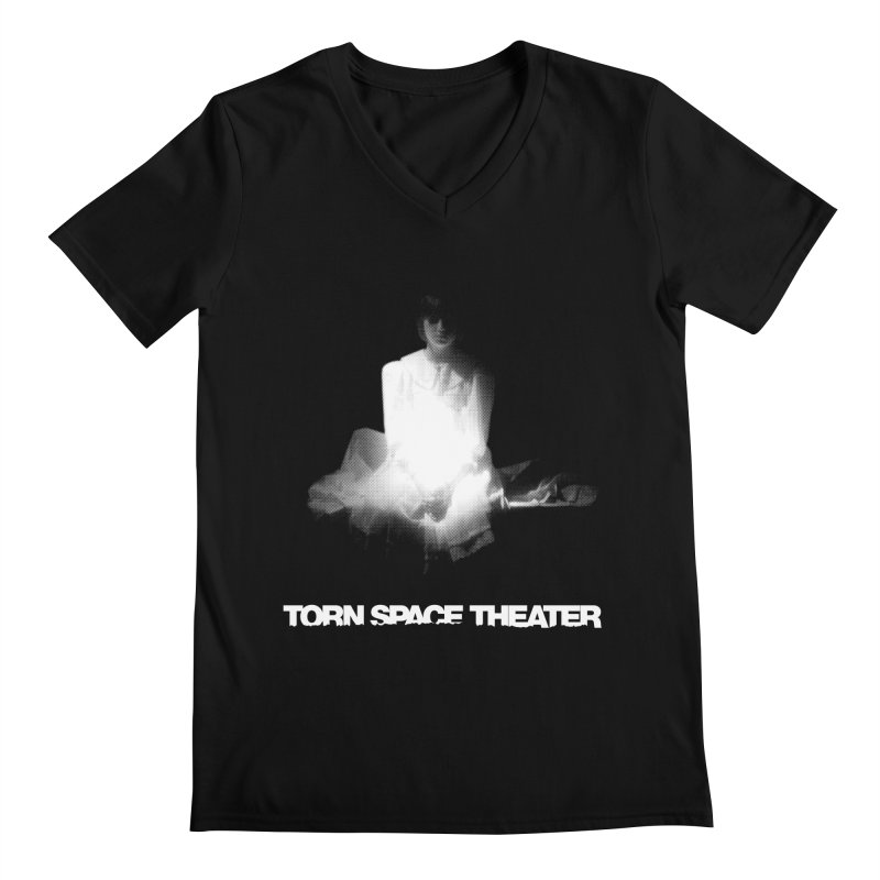 Child Architect Men's Regular V-Neck by Torn Space Theater's Artist Shop
