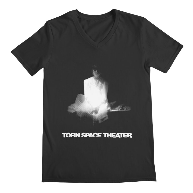Child Architect Men's V-Neck by Torn Space Theater's Artist Shop