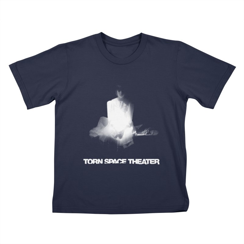 Child Architect Kids T-Shirt by Torn Space Theater's Artist Shop