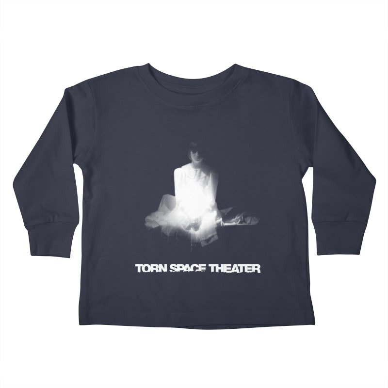 Child Architect Kids Toddler Longsleeve T-Shirt by Torn Space Theater's Artist Shop