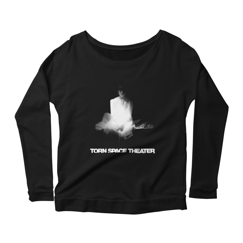 Child Architect Women's Longsleeve Scoopneck  by Torn Space Theater's Artist Shop