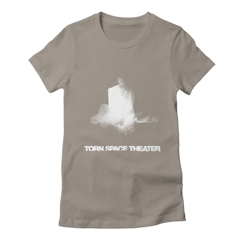 Child Architect Women's Fitted T-Shirt by Torn Space Theater's Artist Shop