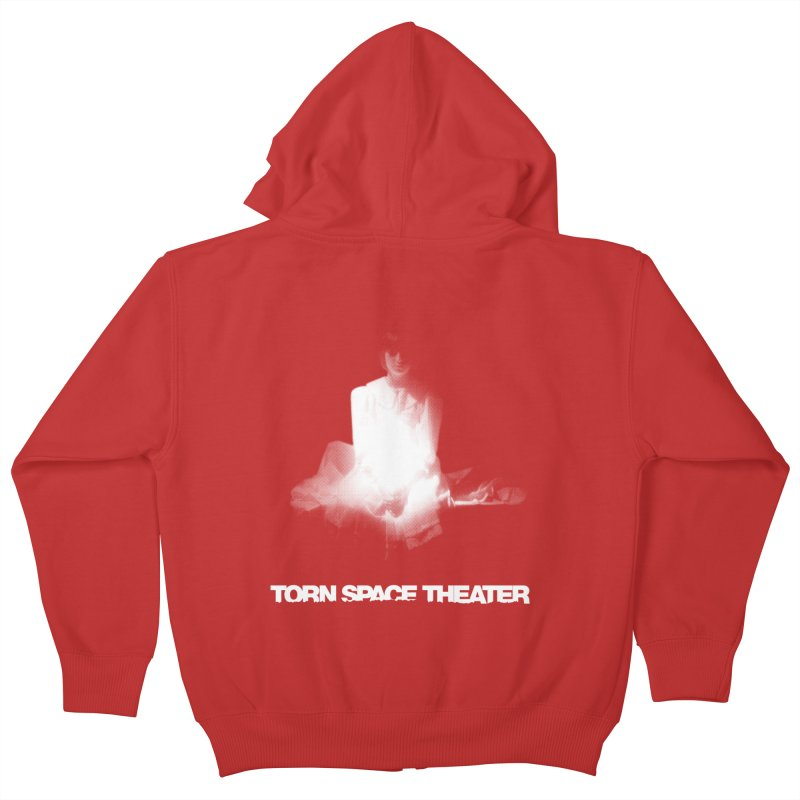 Child Architect Kids Zip-Up Hoody by Torn Space Theater's Artist Shop