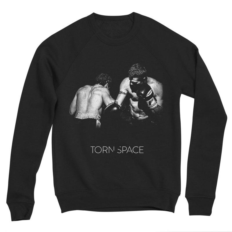The Boxers Men's Sponge Fleece Sweatshirt by Torn Space Theater Merch