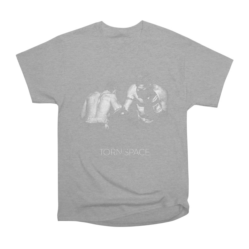 The Boxers Men's Heavyweight T-Shirt by Torn Space Theater Merch