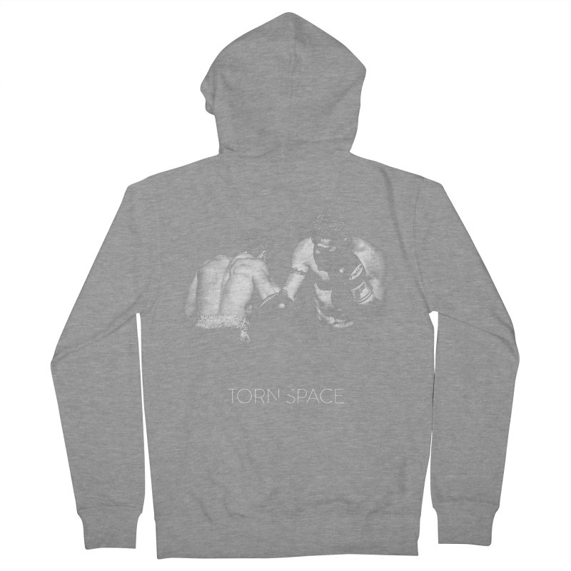 The Boxers Women's French Terry Zip-Up Hoody by Torn Space Theater Merch
